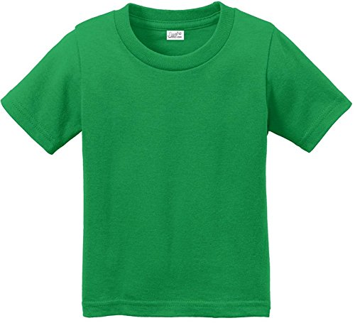 d8c9a9a15cf9 Tees – Joe's USA(tm Toddler Tees Soft and Cozy Cotton T-Shirt  Size-4T,Clover Green