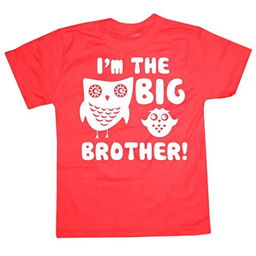 Happy Family Clothing Little Boys Im The Big Brother T-Shirt
