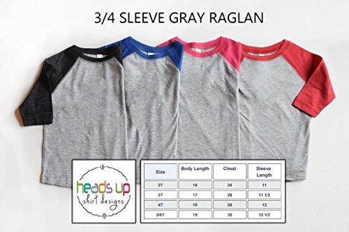 Tees Young Wild And Three Raglan Shirt Toddler Boy Girl 3rd Birthday Trendy Third Tshirt 3 Heads Up Shirts